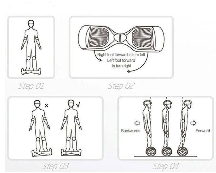Hoverboard, Skateboard électrique, Mobilité électrique, Glisse urbaine