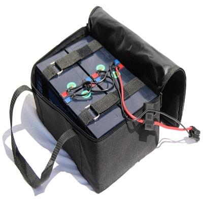 Batterie 48 V 12 ah SXT, Accessoire trottinette électrique