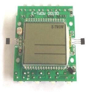 Afficheur LCD pour E-TWOW