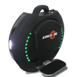 Gyroroue Kingsong KS-16B, roue électrique , Kingsong, Mobilité électrique, Glisse urbaine