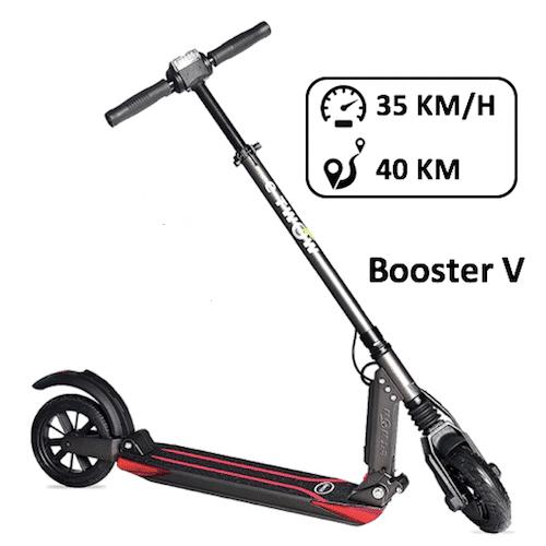 E-TWOW-Booster-V 2019, trottinette électrique adulte, trottinette électrique légère, trottinette électrique grande autonomie, trottinette électrique 2019