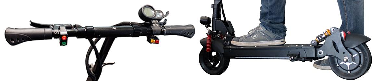 Trottinette électrique Speedtrott RS 400