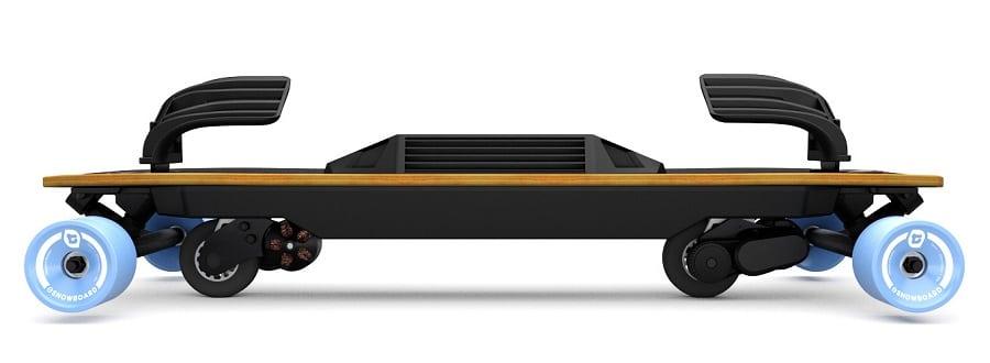 Skateboard électrique Leifboard