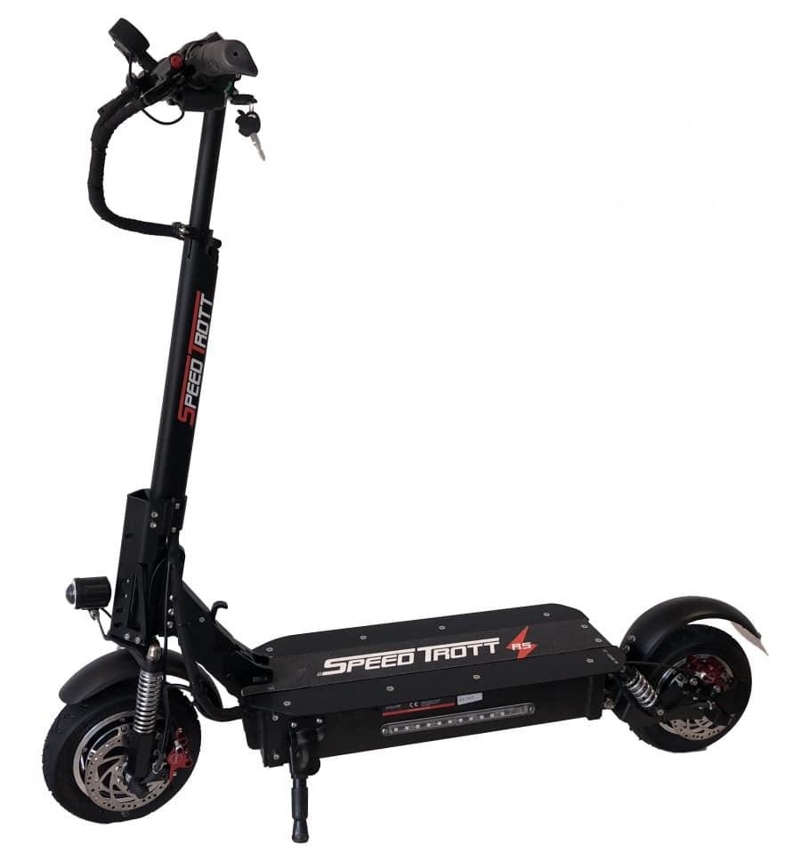 Trottinette électrique Speedtrott RS 2000, Speedtrott, Trottinette électrique adulte, Trottinette électrique 2 roues motrices, Trottinette électrique pliable