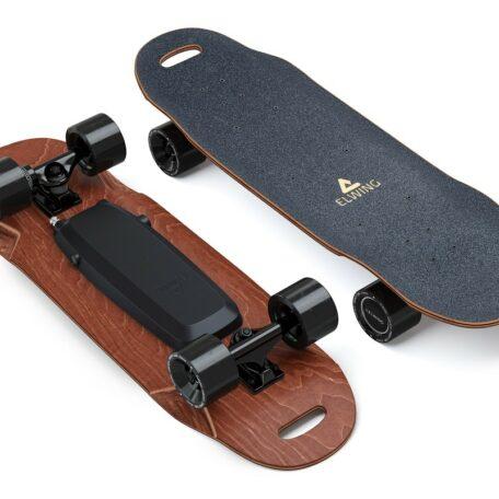 Skateboard électrique Elwing New Nimbus, cruiser électrique