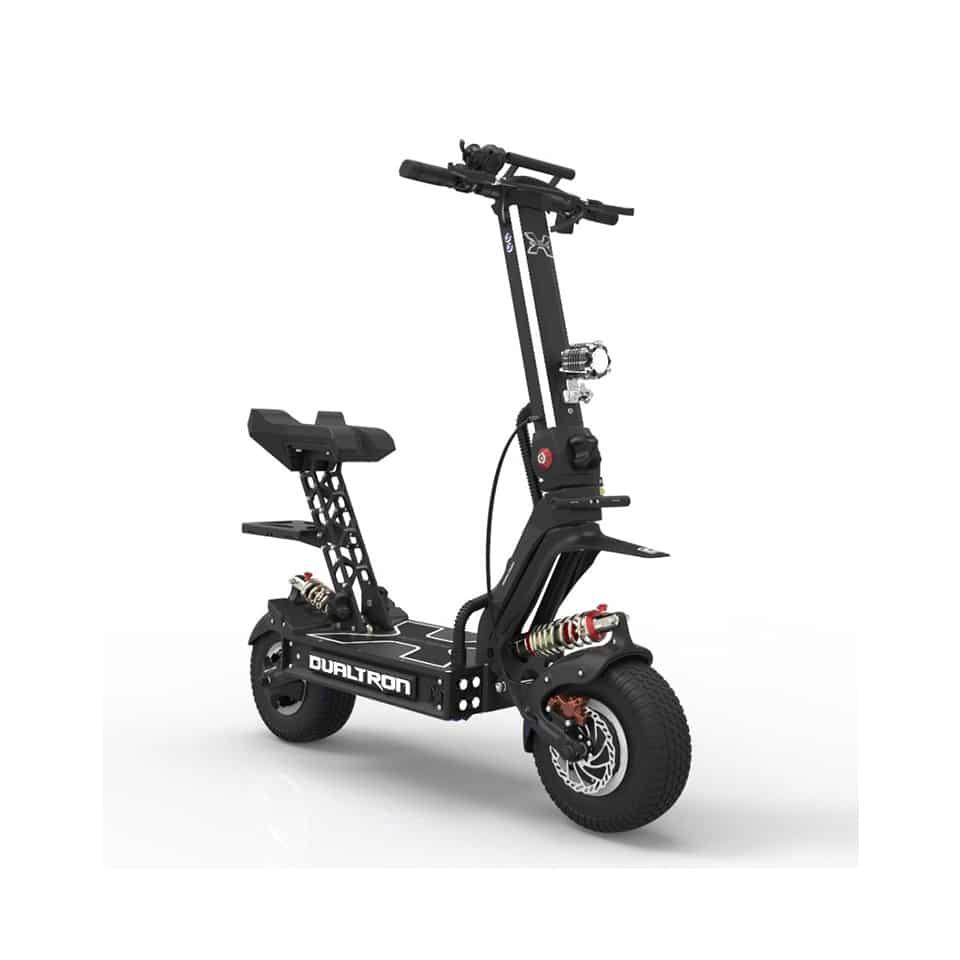 Minimotors-Dualtron-X, Trottinette électrique adulte, Trottinette électrique pliable, Trottinette électrique grande autonomie