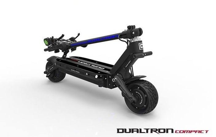 Dualtron Compact, Minimotors, Trottinette électrique, Trottinette électrique adultre, Trottinette électrique puissante, Trottinette électrique grande autonomie