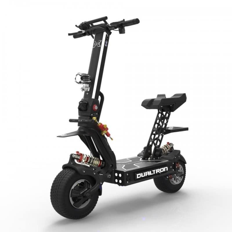 trottinette lectrique minimotors dualtron x gyro phare. Black Bedroom Furniture Sets. Home Design Ideas