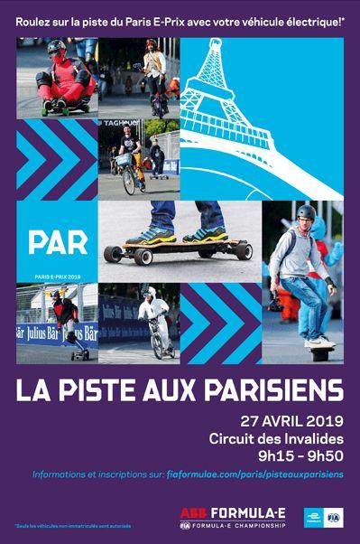 piste-aux-parisiens-eprix, GYRO-PHARE, Trottinette électrique adulte, Skateboard électrique