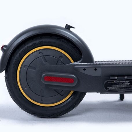 ninebot max roue arrière