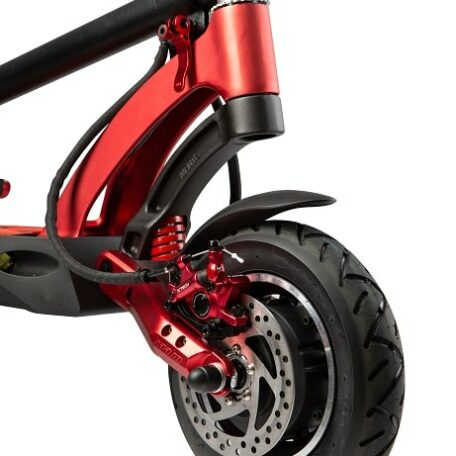 Trottinette électrique Kaabo Mantis roue avant
