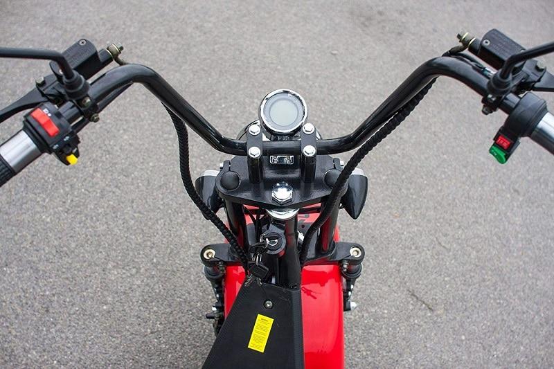 Scooter électrique Fatscoot 1 000, Scooter électrique léger, scooter électrique puissant