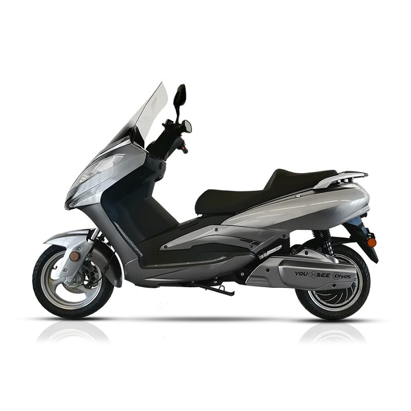 Scooter électriqe Youbee City 125 , Scooter électrique 3 roues, Scooter électrique puissant, scooter électrique léger, Scooter électrique équivalent 125cc