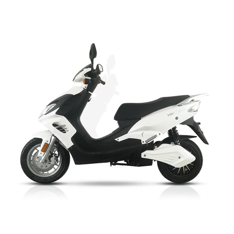 Scooter électrique Youbee RSX-50, Scooter électrique 3 roues, Scooter électrique puissant, scooter électrique léger, Scooter électrique équivalent 50cc
