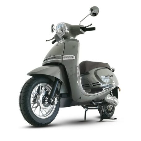Scooter électriqe Youbee Heritage-80, Scooter électrique 3 roues, Scooter électrique puissant, scooter électrique léger, Scooter électrique équivalent 125cc