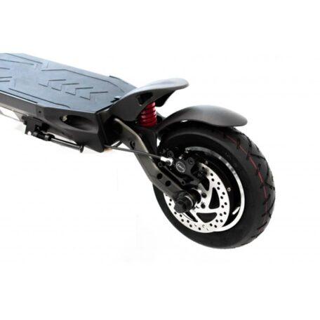 Trottinette électrique Kaabo Mantis deck noir