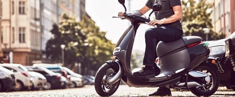 scooter électrique GYRO PHARE, scooter électrique pas cher, scooter électrique 3 roues,