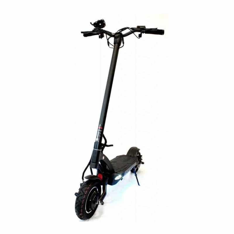 Trottinette électrique Kaabo Mantis Lite, Trottinette électrique puissante, Trottinette électrique adulte, Trottinette électrique bridée à 25 km/h