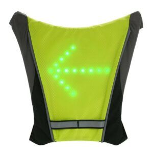 Sac à dos LED trottinette électrique, Gilet LED