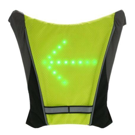 Sac à dos LED trottinette électrique, Gilet LED