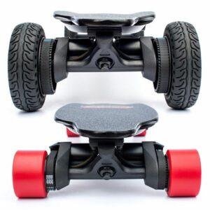 Skateboard électrique Switcher HP 7ah, Longboard électrique, Skateboard électrique tout terrain