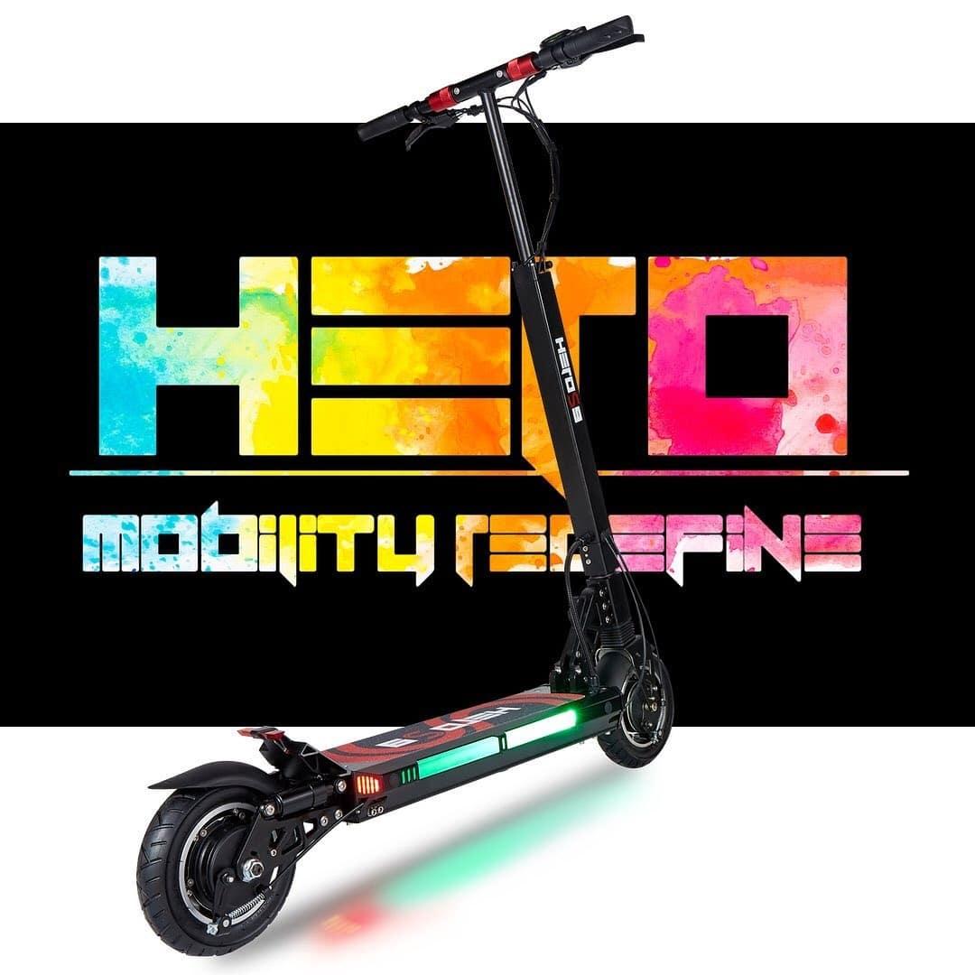 Trottinette électrique Hero S8 et Hero S9, Hero S8, Hero S9