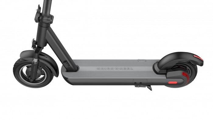 Deck Trottinette électrique Kuickwheel S1-C Pro