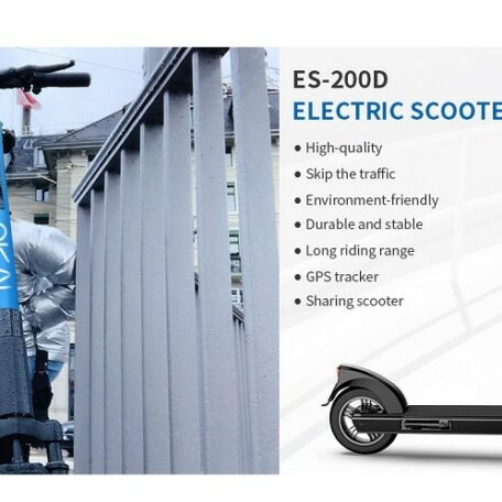 Trottinette électrique OKAI 200D