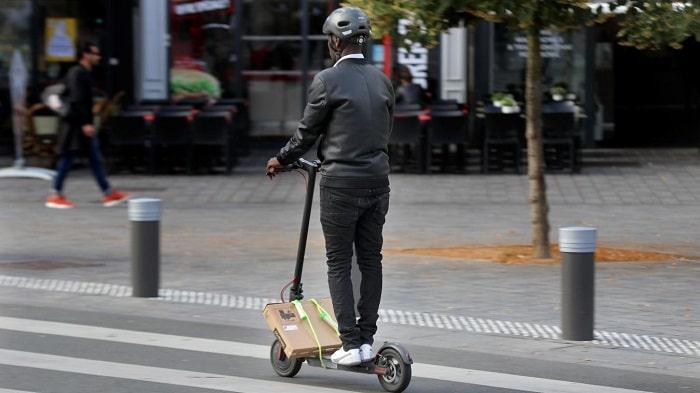 Trottinette électrique, mobilité électrique, mobilité douce, mobilité verte