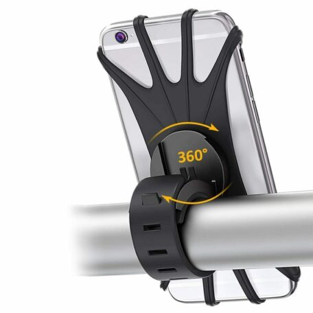 Support smartphone universel 360°