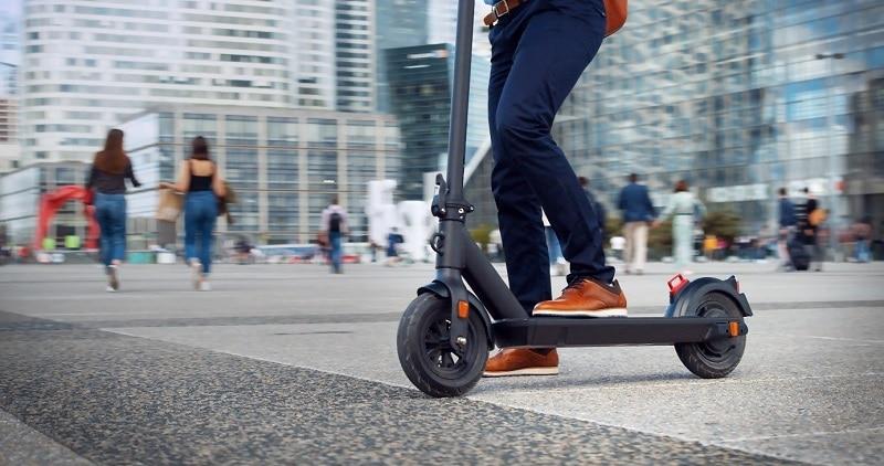 Trottinette électrique et mobilité électrique en 2021